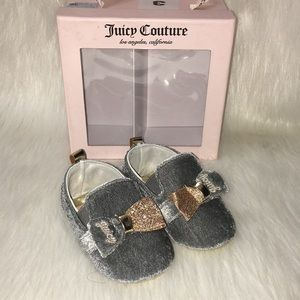 Baby Girl Juicy Couture Shoes